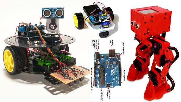 Robot-Construidos-con-Arduino-instituto-superior