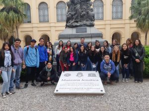 Visita al centro histórico y Manzana Jesuita de Córdoba.